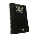Bíblia Grande REMC (Referências e Mini Concordância) Capa Zíper Preta