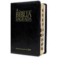 Bíblia ACF Média Capa Napa - Preta