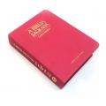 Bíblia ACF Pequena Letra Média - Capa Semi Luxo Rosa