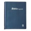 Bíblia DN 52 - Azul Metalizado