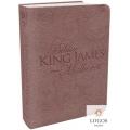 Bíblia King James Para Mulheres (Rosé Gold)
