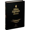 Bíblia Grande C/ Harpa, Letra Gigante e Palavras de Jesus a Vermelho