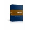 A Mensagem - Bíblia de estudo em linguagem contemporânea - Azul e Beje