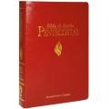 Bíblia de Estudo Pentecostal - Grande - Luxo- Vinho