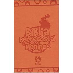 Bíblia Pentecostal Para Meninos