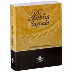 Bíblia RA 40e - Capa Trigo