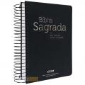 Bíblia Sagrada Com Espaço Para Anotações - Preta