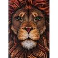 Bíblia Leão Colorido NAA
