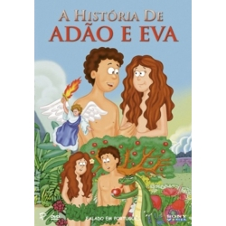 DVD -  A História de Adão e Eva