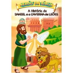 DVD -  A História de Daniel e a Caverna de Leões