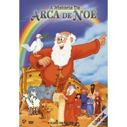 DVD -  A História da Arca de Noé