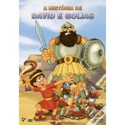 DVD -  A História de David e Golias