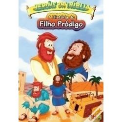 DVD -  A História do Filho Pródigo