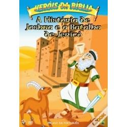 DVD -  A História de Joshua e a Batalha de Jericó