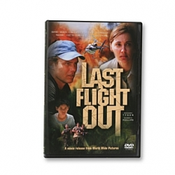 DVD - Last Flight Out
