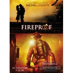 DVD - Prova de Fogo
