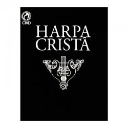 Harpa cristã pequena preta