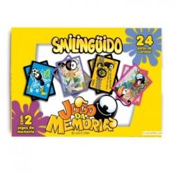 Jogo da Memória 24 Pares - Amarelo