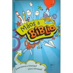Mãos à Bíblia - BPTc 063 (crianças)