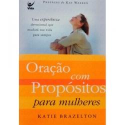 Oração Com Propósitos Para Mulheres