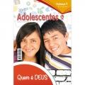Revista Pré-Adolescentes Professor 1º Trimestre de 2017