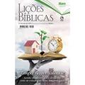 Lições Bíblicas Adultos - Aluno Letra Grande 3º Trimestre de 2019