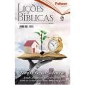 Lições Bíblicas Adultos - Professor 3º Trimestre de 2019