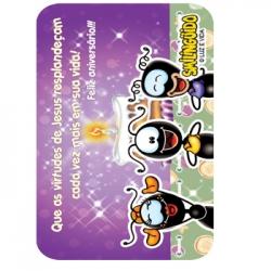 Cartão Bolso Smilinguido 5483
