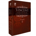 Vincent - Estudo do Vocabulário Grego do Novo Testamento - II