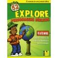 Rota 52 - Explore personagens bíblicos (4 a 6 anos)