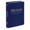 Bíblia Sagrada Gigante Dicionário e Concordância - Azul